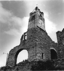 Chateauneuf de Mazenc le clocher du village de mes ancetres 664